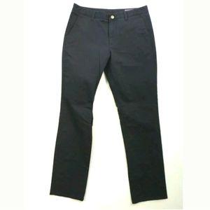 Bonobos men's slim chino 33x32 black cotton pants
